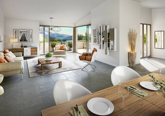 Vente Appartement 4 pièces 99m² Montbonnot-Saint-Martin (38330)