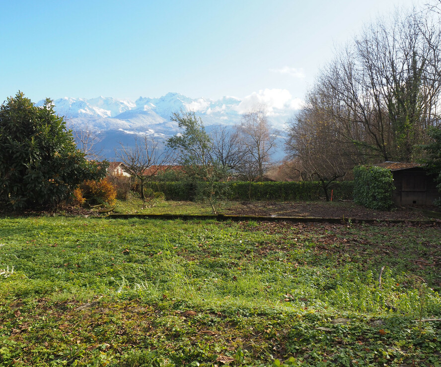 Vente Terrain 960m² Biviers (38330) - photo