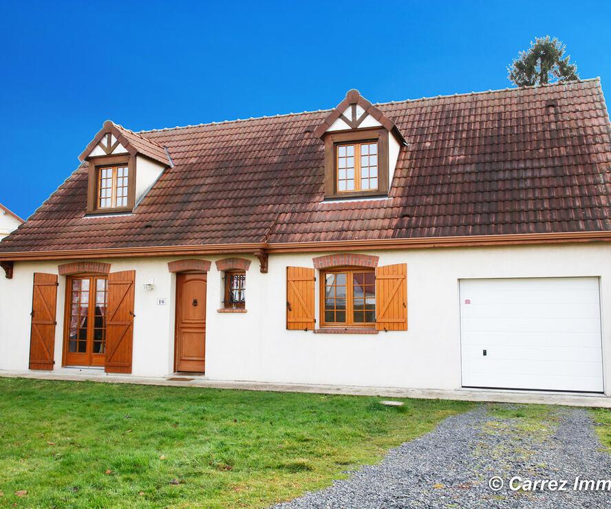 Vente Maison 5 pièces 102m² Tergnier (02700) - photo
