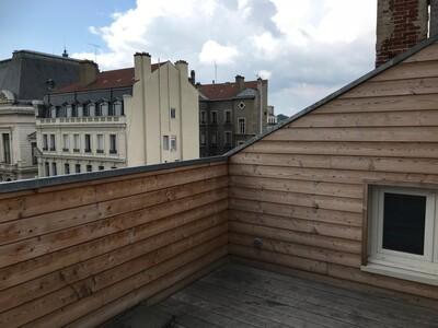Location Appartement 3 pièces 52m² Saint-Étienne (42000) - photo