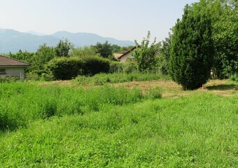 Vente Terrain 755m² Meylan (38240) - photo