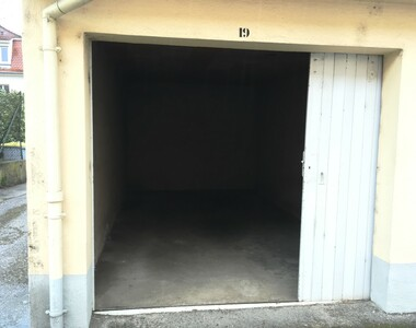 Location Garage 16m² Sélestat (67600) - photo