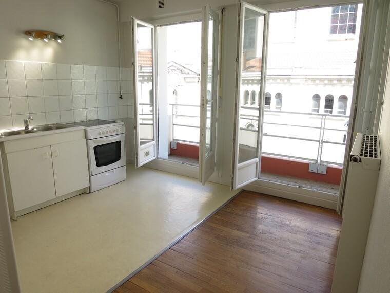 Location Appartement 1 pièce 34m² Grenoble (38000) - photo