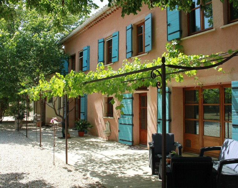 Vente Maison 11 pièces 362m² Plan-d'Orgon (13750) - photo