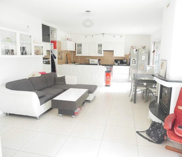 Vente Maison 5 pièces 118m² Jarrie (38560) - photo
