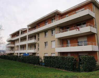 Location Appartement 3 pièces 64m² Rumilly (74150) - photo
