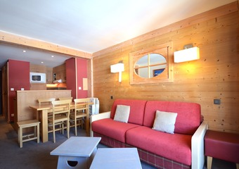Vente Appartement 2 pièces 35m² Meribel (73550) - Photo 1