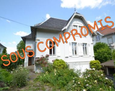 Vente Maison 10 pièces 260m² Mulhouse (68100) - photo