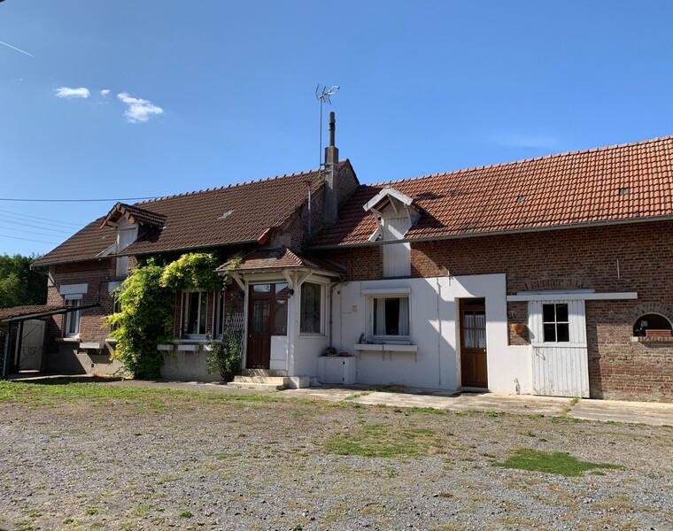 Vente Maison 5 pièces 110m² Chauny (02300) - photo