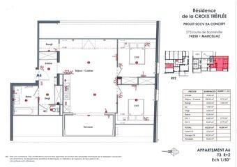 Vente Appartement 3 pièces 63m² FILLINGES-MARCELLAZ - Photo 1