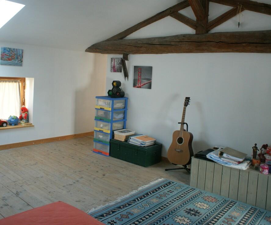 Vente Maison 6 pièces 100m² Cublize (69550) - photo