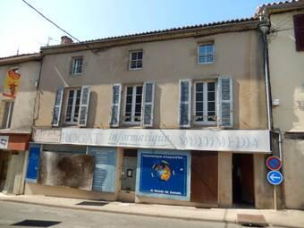 Vente Maison 137m² Parthenay (79200) - photo
