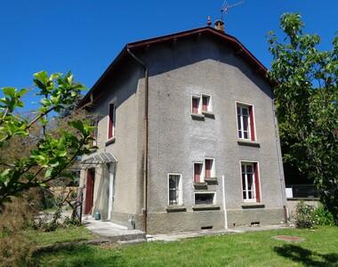 Vente Maison 7 pièces 100m² Saint-André-le-Gaz (38490) - photo