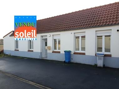 Vente Maison 3 pièces Flers-en-Escrebieux (59128) - photo