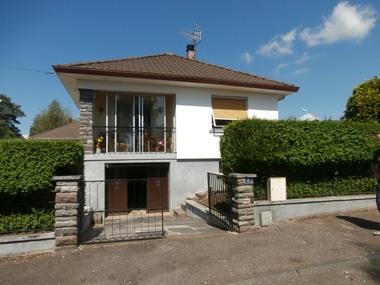 Vente Maison 3 pièces 60m² LUXEUIL LES BAINS - photo