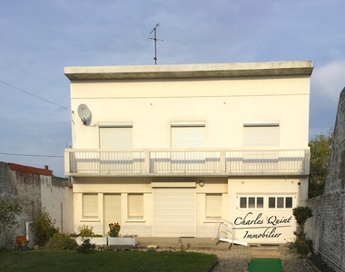 Sale House 4 rooms 87m² Berck (62600) - photo