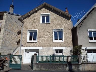 Vente Maison 4 pièces 127m² Brive-la-Gaillarde (19100) - photo