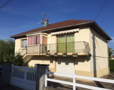 Sale House 5 rooms 85m² LURE - photo
