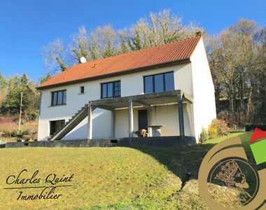 Sale House 5 rooms 107m² Beaurainville (62990) - photo