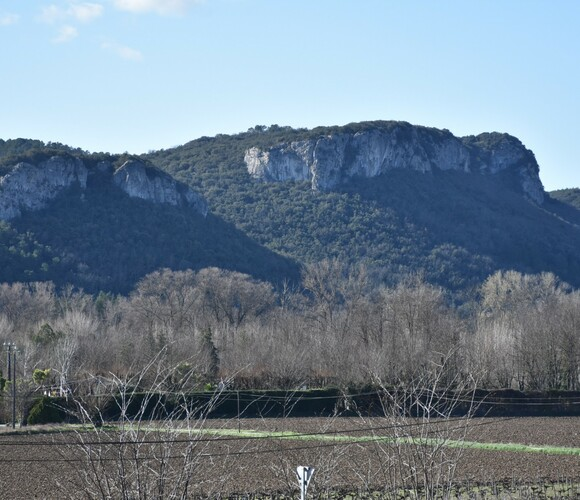 Vente Terrain 1 190m² Vallon-Pont-d'Arc (07150) - photo