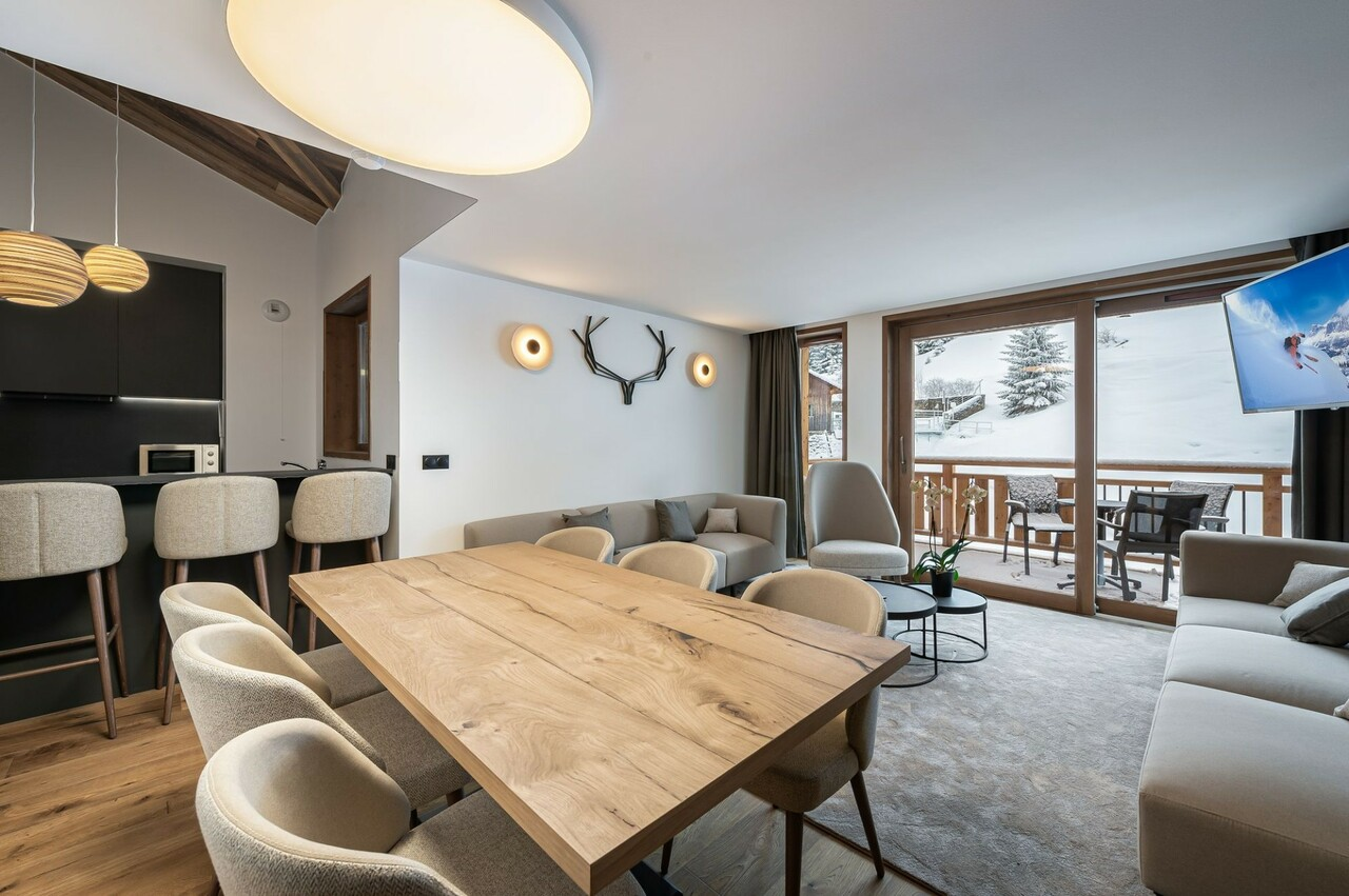 NEW DUPLEX APARTMENT Chalet in Courchevel