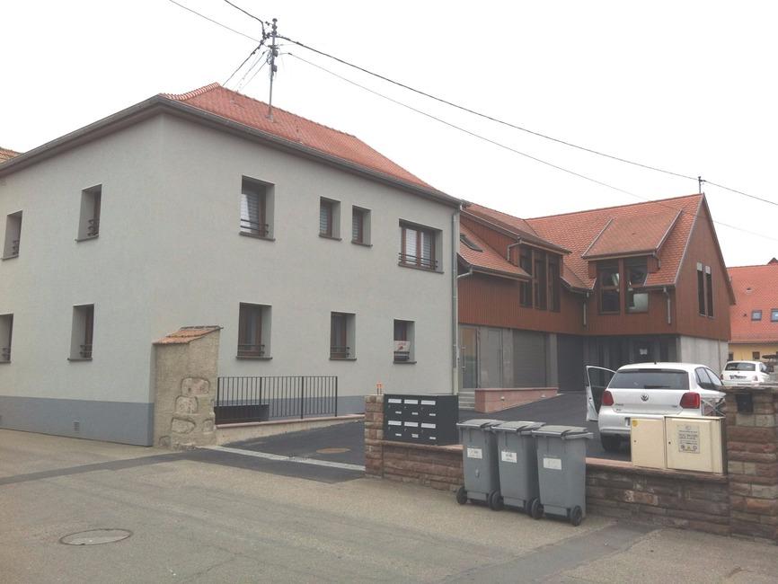 Location Appartement 2 pièces 40m² Scherwiller (67750) - photo