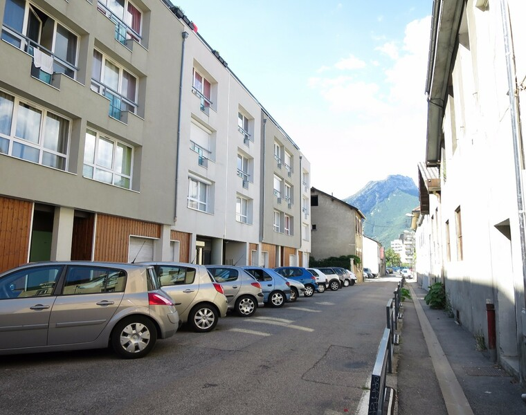 Location Appartement 1 pièce 17m² Grenoble (38000) - photo