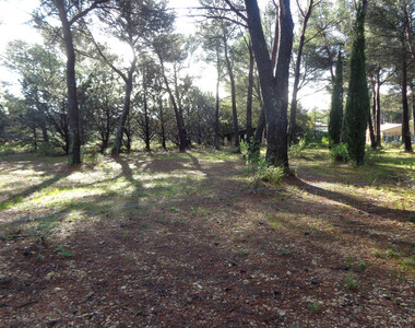 Sale Land 1 091m² Puget (84360) - photo