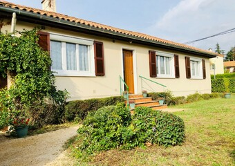 Vente Maison 6 pièces 106m² Saint-Marcel-lès-Valence (26320) - photo