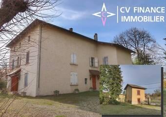 Vente Maison 12 pièces 495m² Saint-Siméon-de-Bressieux (38870) - photo