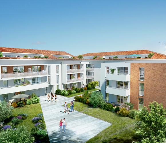 Vente Appartement 3 pièces 61m² Toulouse (31100) - photo