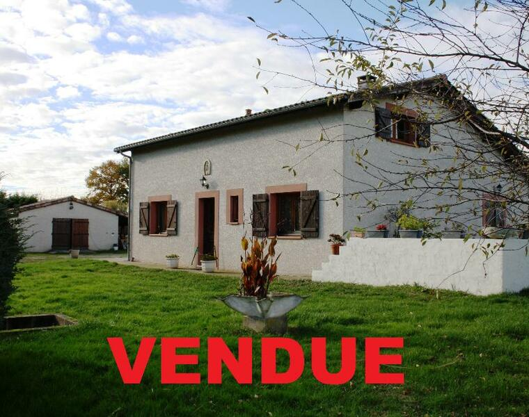 Vente Maison 9 pièces 170m² Saint-Lys (31470) - photo