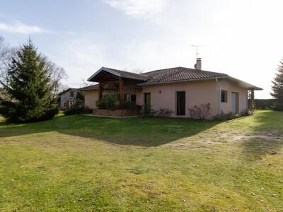Vente Maison 6 pièces 180m² Saugnac-et-Cambran (40180) - Photo 1