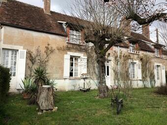 Vente Maison 7 pièces 190m² Ouzouer-sur-Loire (45570) - photo