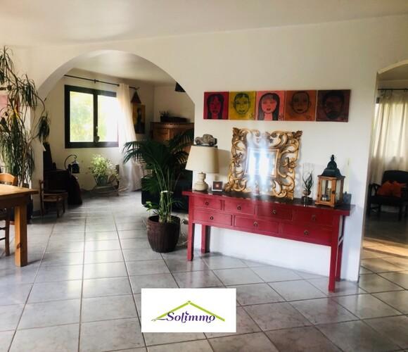 Vente Maison 11 pièces 290m² La Bâtie-Montgascon (38110) - photo