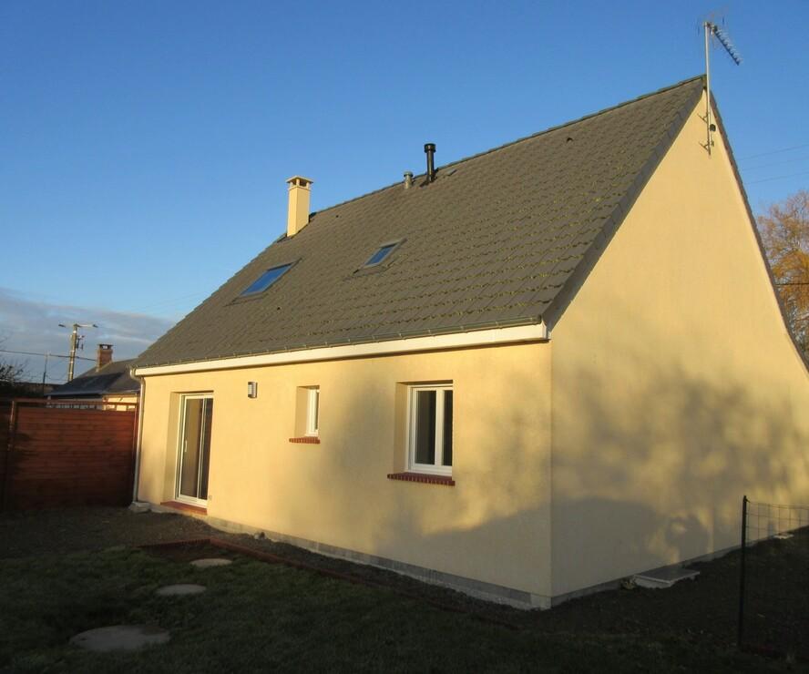 Location Maison 5 pièces 89m² Fresney (27220) - photo