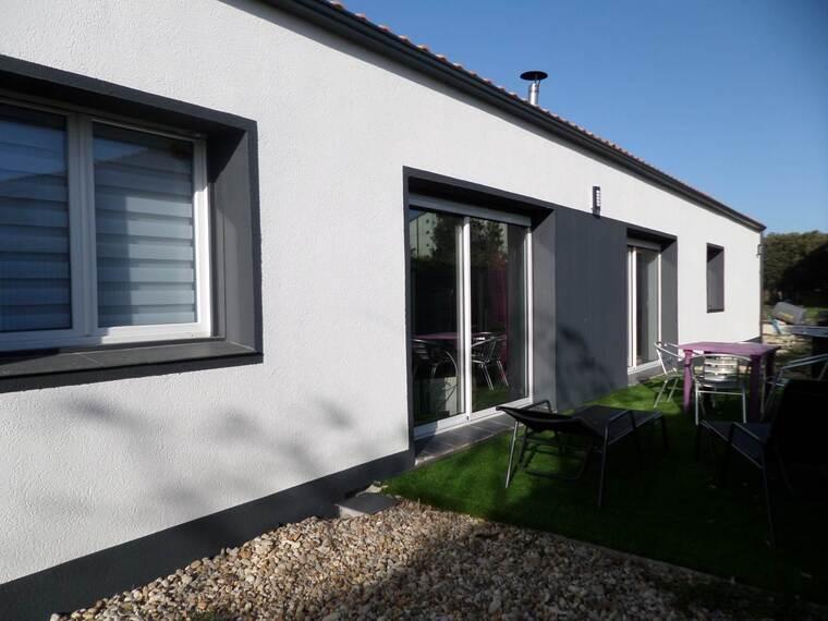 Vente Maison 6 pièces 130m² Olonne-sur-Mer (85340) - photo