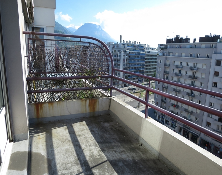 Location Appartement 2 pièces 58m² Grenoble (38100) - photo
