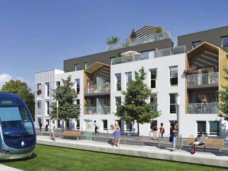 Vente Appartement 3 pièces 63m² Mérignac (33700) - photo