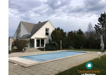 Vente Maison 8 pièces 200m² La Wantzenau (67610) - Photo 1