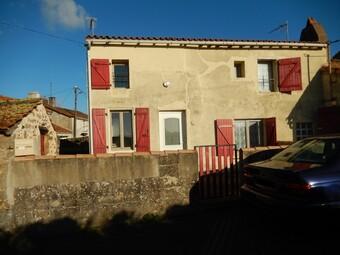 Vente Maison 3 pièces 60m² Parthenay (79200) - photo