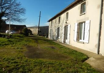 Vente Maison 9 pièces 116m² Pougne-Hérisson (79130) - photo