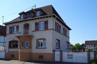 Vente Maison 8 pièces 195m² Hilsenheim (67600) - photo