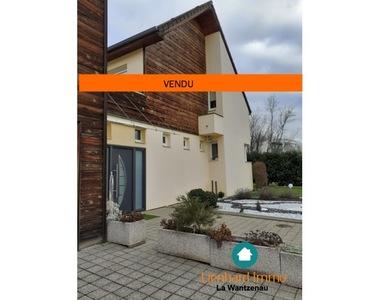 Sale House 6 rooms 200m² La Wantzenau (67610) - photo