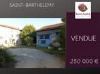 Vente Maison 6 pièces 130m² Saint-Barthélemy (38270) - Photo 1