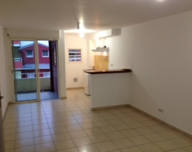 Location Appartement 2 pièces 46m² Sainte-Clotilde (97490) - photo