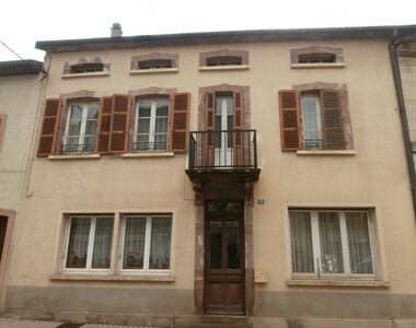 Sale House 8 rooms Faucogney-et-la-Mer (70310) - photo