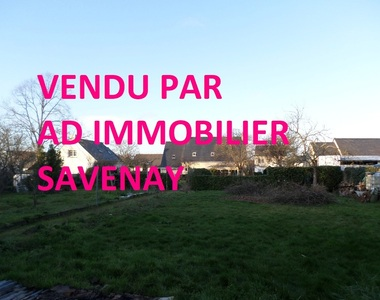 Vente Terrain 680m² Prinqiau - photo