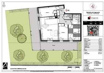 Vente Appartement 2 pièces 79m² Annemasse (74100) - Photo 1