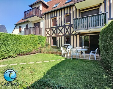 Vente Appartement 2 pièces 40m² CABOURG - photo